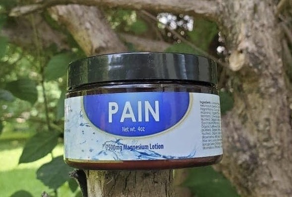 HB Naturals Pain Cream An All Natural Magnesium Lotion that Works