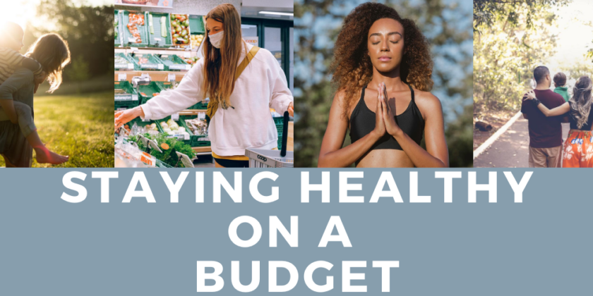 Staying Healthy on a Budget