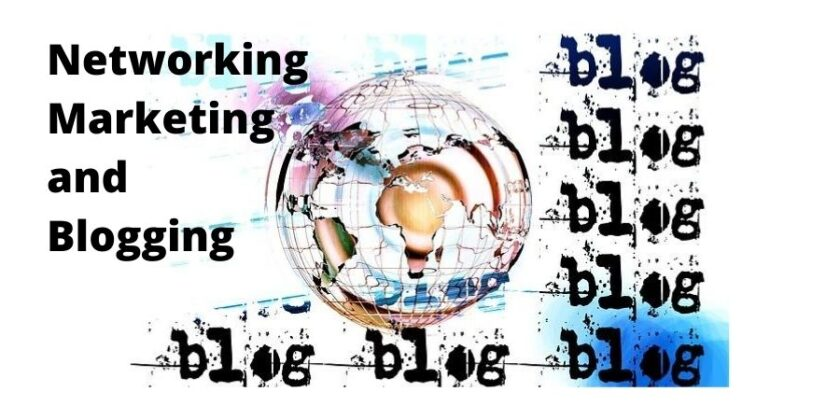 Blogging About My Network Marketing Company