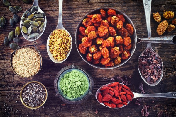 The Super Foods That Keep You Healthy