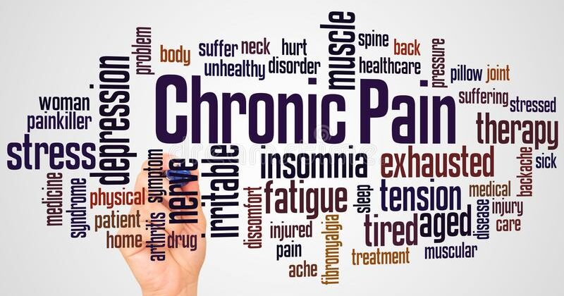 3 Ways to Cope with Chronic Pain using HB Naturals Products