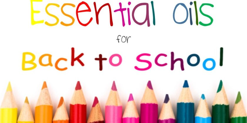 HB Naturals Essential Oils For Back to School Season