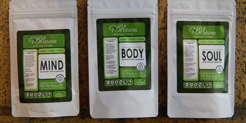 HB Naturals Trilogy Mind Body Soul Review with Marketing System