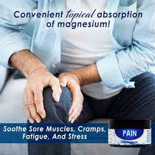 PAIN Magnesium Lotion Product Review