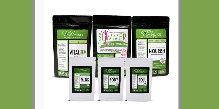Weight Loss Pack from HB Naturals