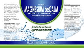 How To Raise Your Magnesium with HB Naturals Magnesium beCalm