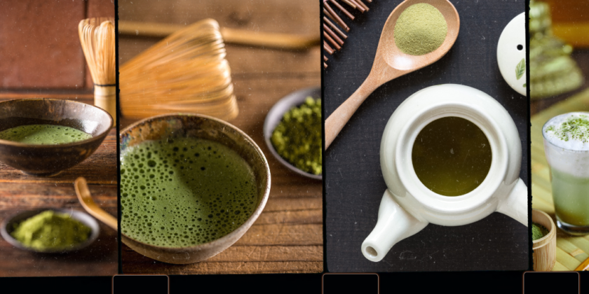 The Benefits of Matcha Green Tea/ HB Naturals